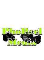 Official PhoReel Logo 5